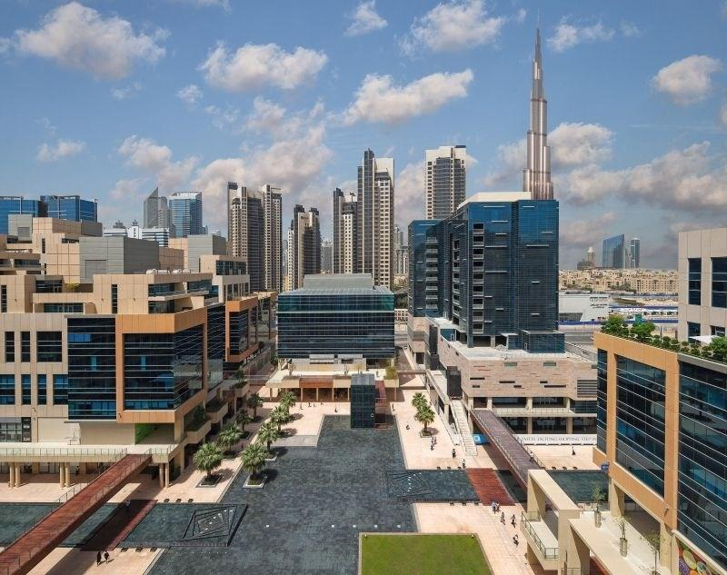 Double Tree by Hilton Dubai Business Bay