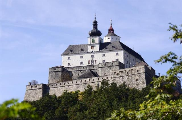 Advent na hrade Forchtenstein