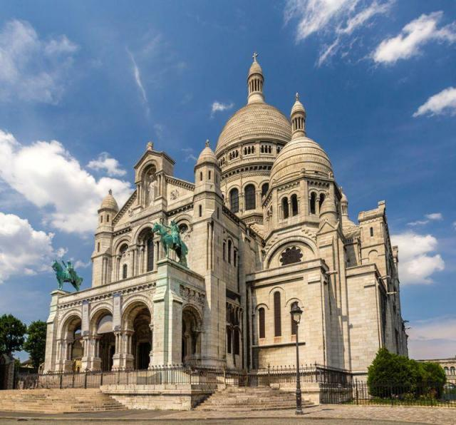 Paríž mesto snov