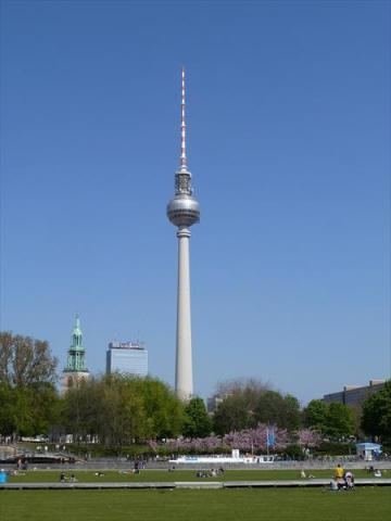Berlín - moderná metropola