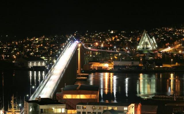 Grand tour Nórskom - cesta na sever