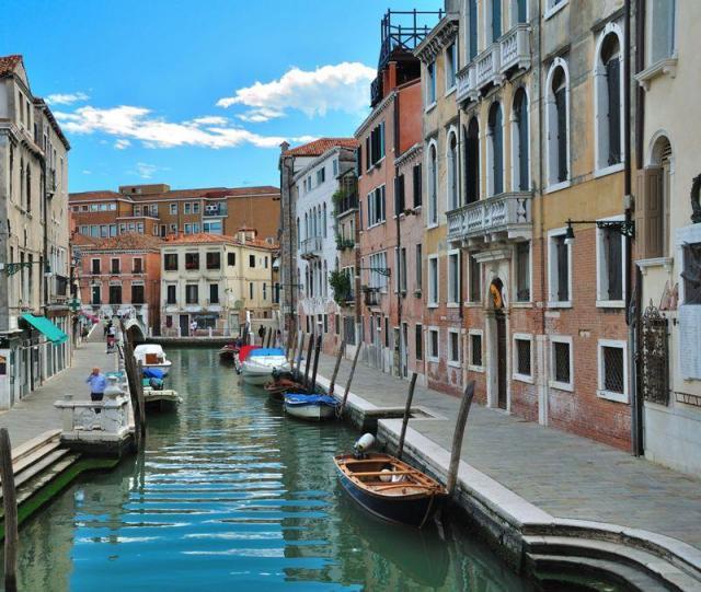 Víkend v Benátkách