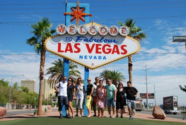 Zájazd do Las Vegas