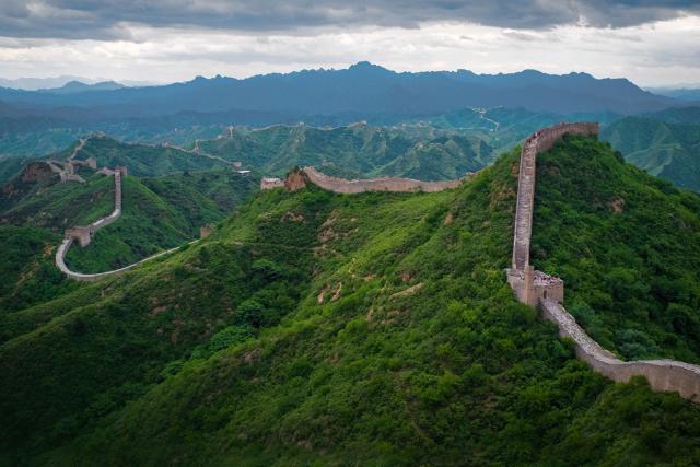 Veľký okruh Čínou a Taiwan