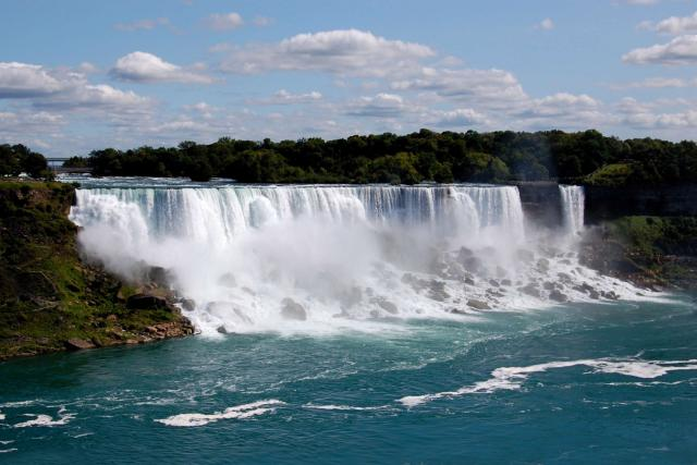 Toronto, Niagara, New York
