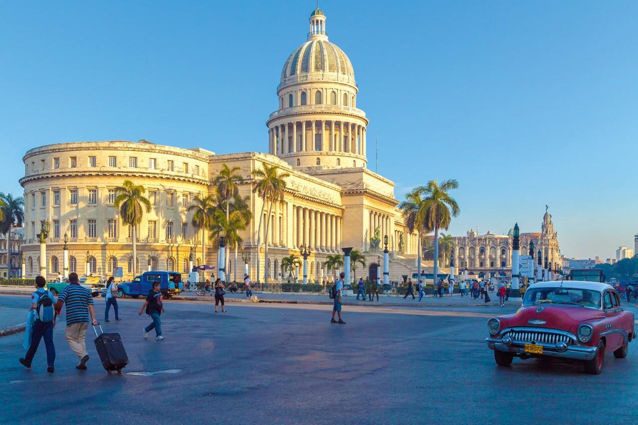 Kuba - absolut total