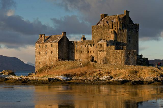 Gajdy, whisky, hrady a Škóti