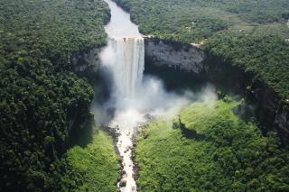 Surinam, Francúzska Guyana, Guyana, Tobago, Trinidad