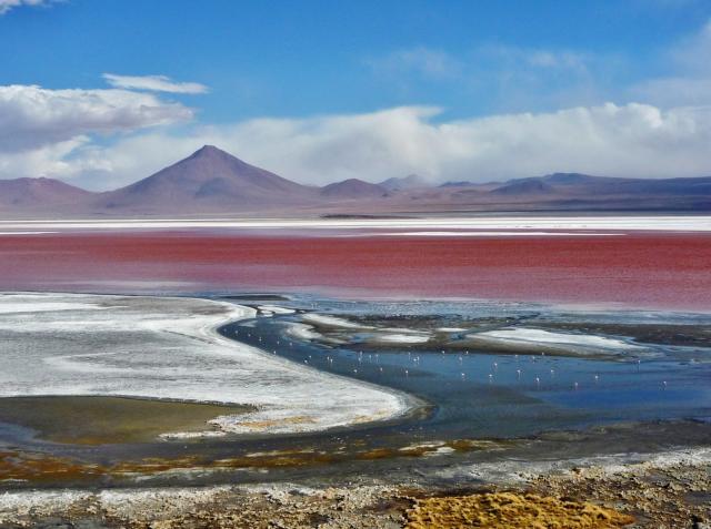 Chile, Peru, Bolívia