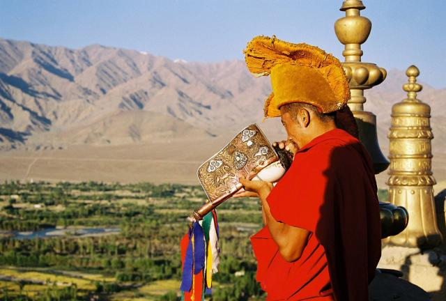 India, Himaláje, Ladakh