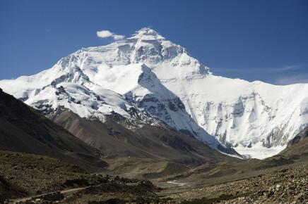 Tibet, Nepál, Dolný Mustang