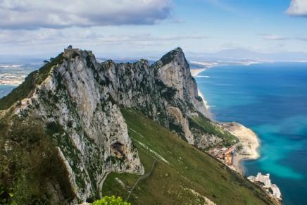 Španielsko - Andalúzia a britský Gibraltar