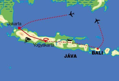 Jáva, Bali