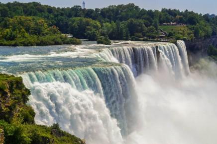 USA - New York, Niagara, Toronto