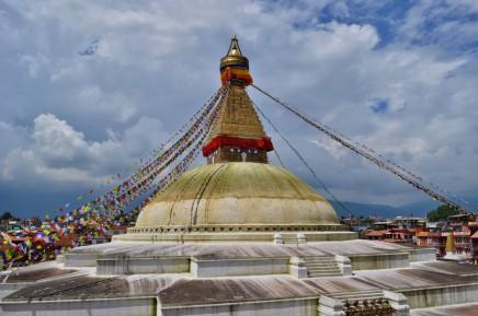 Tibet, Nepál, Dolný Mustang (Expedition)