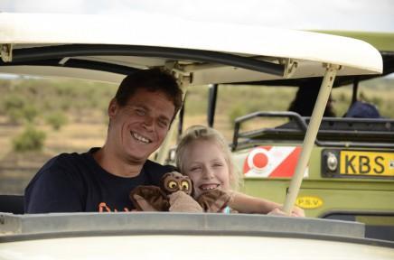 Keňa - safari a pláže