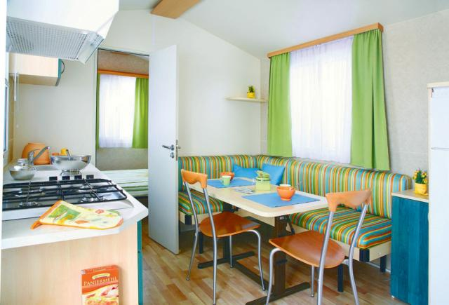 Holiday Village Zaton - mobilhome