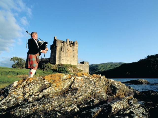 Putovanie po Anglicku a Škótsku