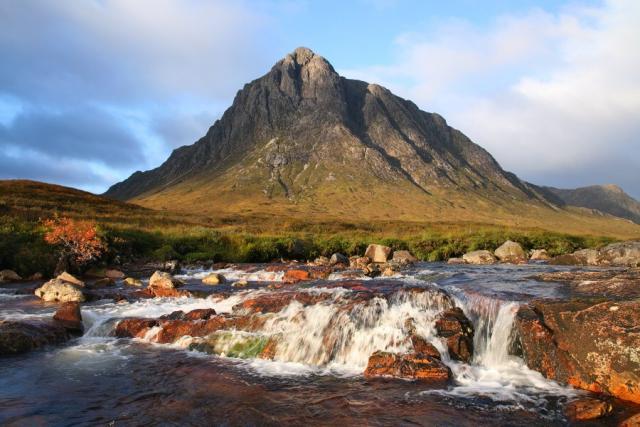 Škótska vysočina s príchuťou whisky