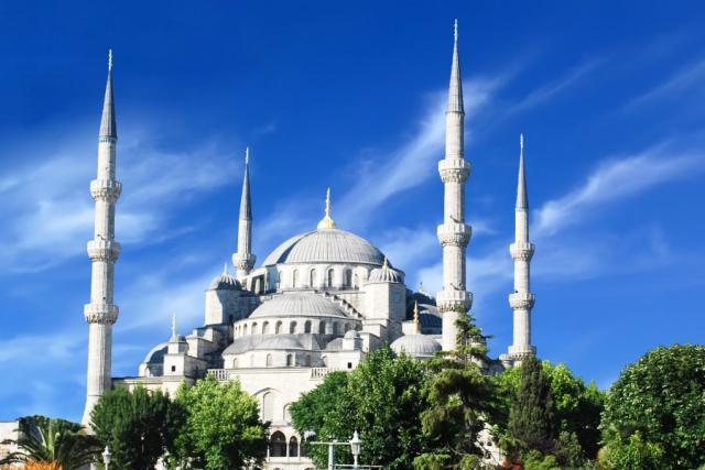 Grand tour Tureckom