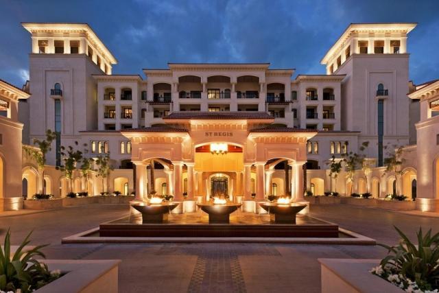 Emiráty - Sharjah a ostatné emiráty - The St. Regis Saadiyat Island Resort