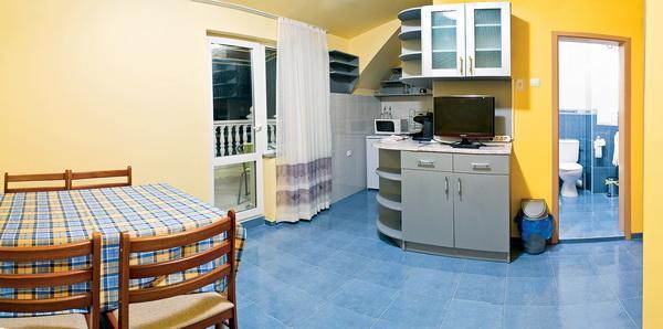 Apartmány  Stefka