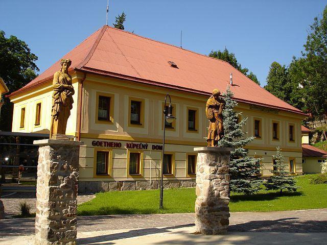 Kupeľný dom Goethe