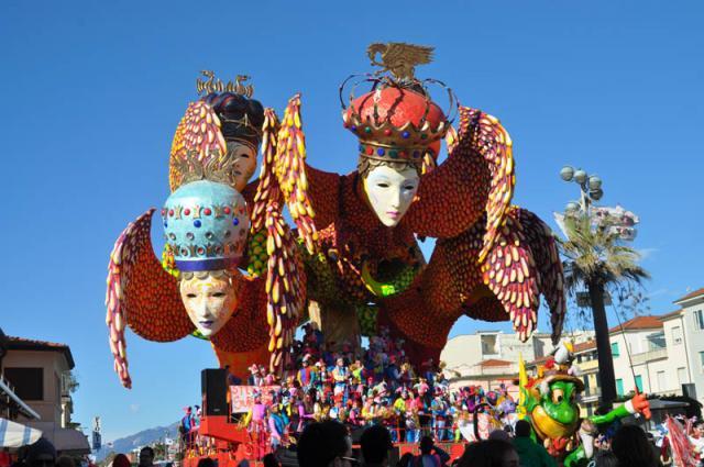 Karneval Viareggio
