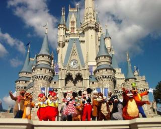Paríž - Disneyland