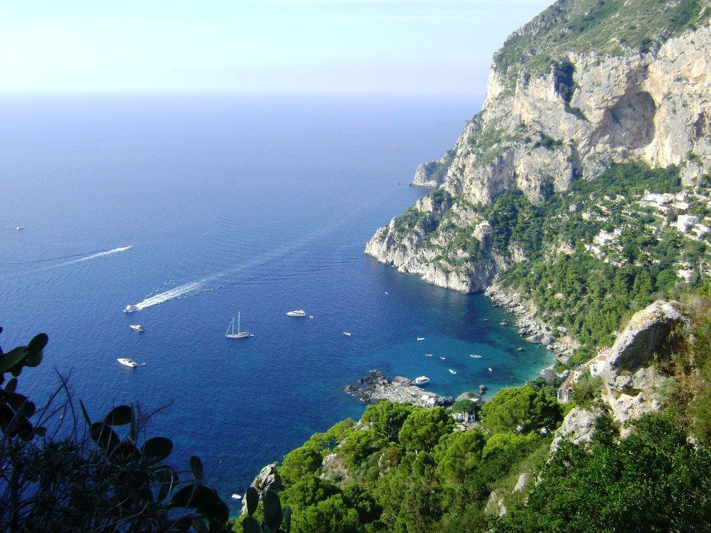 Capri - Rím - Benátky