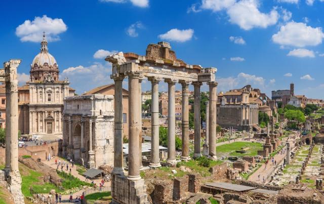Veľkonočný Rím