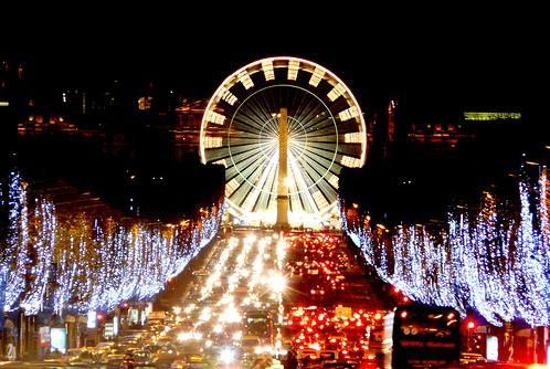 Silvester a Nový Rok v Paríži letecky - odlety z Bratislavy a Košíc