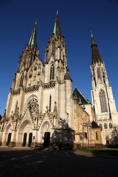 Barokový Wroclaw a Olomouc