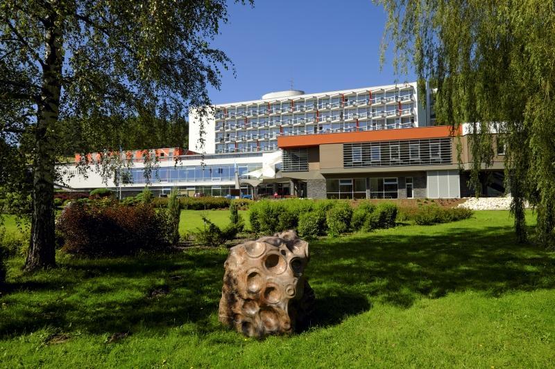 Kúpele Lúčky - hotel Choč plus