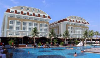 Max Holiday Hotels Belek