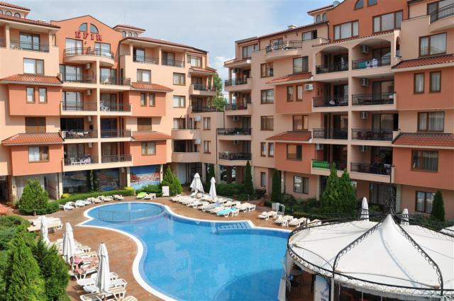 Efir 1&2 aparthotel