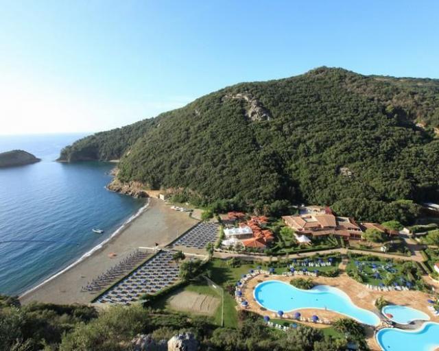 Rezidencia Villagio Ortano Mare