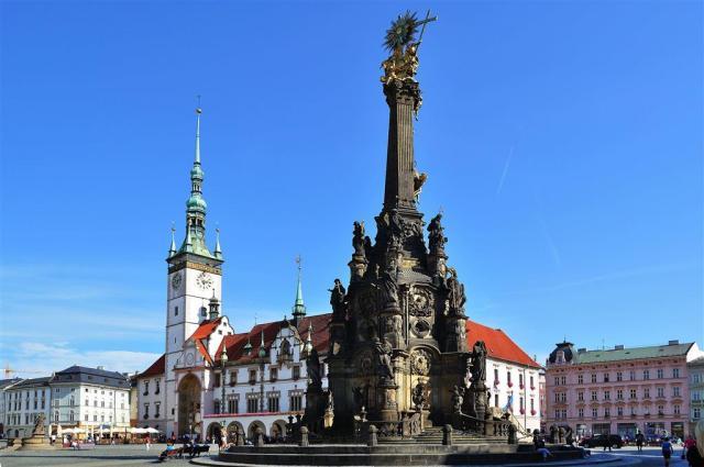 Olomouc - Flóra a ZOO