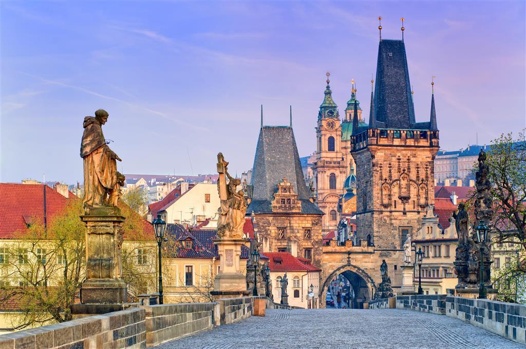 Čechy - Praha, zámky a hrady v Čechách