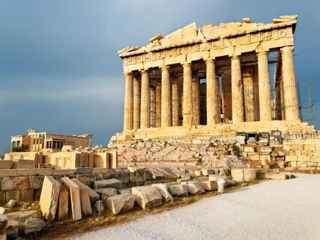 Veľký okruh Gréckom - kombi