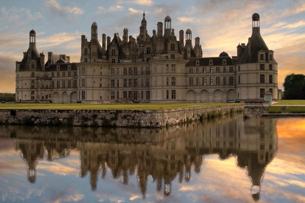 Paríž a zámky na Loire a Cher