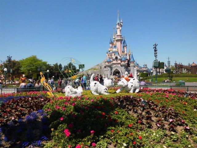 Paríž a Disneyland