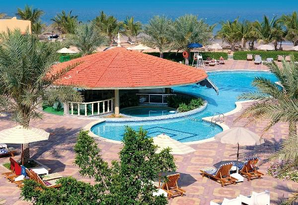 Bin Majid Beach Resort - Chalets