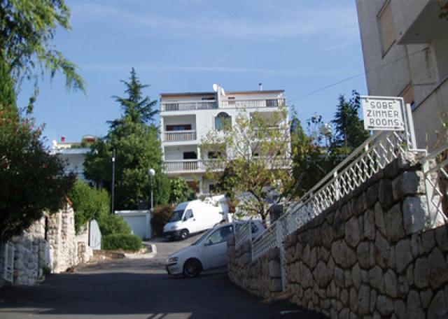 Apartmány Sanja