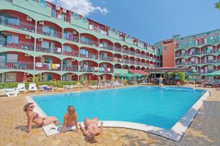 Fotogaléria hotela Hotel Kokiche/Jasmine, Bulharsko