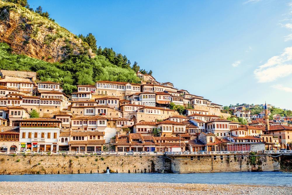 Albánsko: pobytovo-poznávací