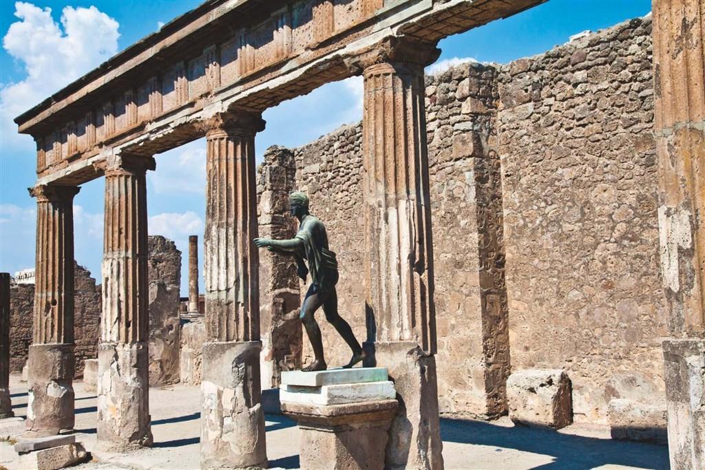 Capri a čarovná Kampánia PLUS - poznávací zájazd