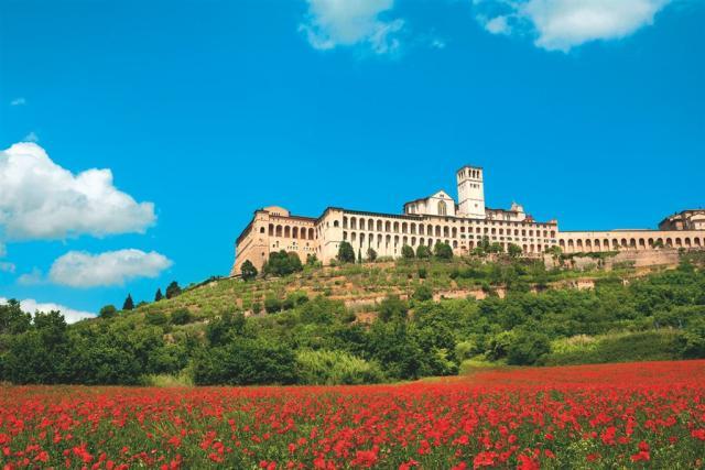 Assisi - Cascia - Rím - pútnický zájazd
