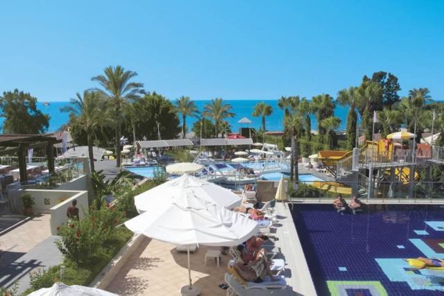 Hotelový komplex Aska Buket Resort & Spa
