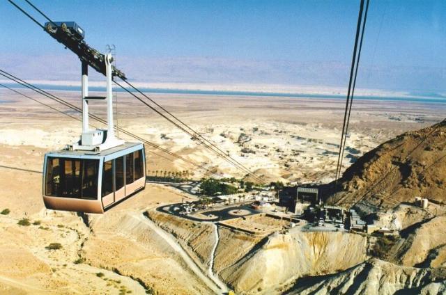 Izrael a Mŕtve more